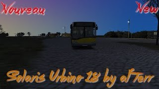 [FR/EN][NEW] OMSI 2 : Solaris Urbino 18 by alTerr (TEST) + Download [1080p]