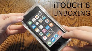 NEW iPOD TOUCH (6TH GENERATION) [128 GB] UNBOXING