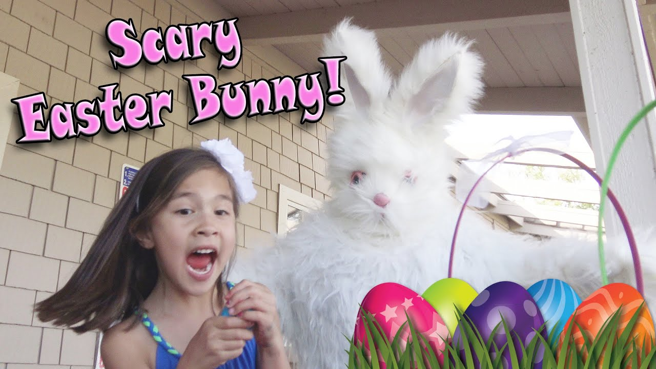SCARY EASTER BUNNY EGG HUNT Haircut Prank Gone Wrong YouTube - 26 creepy easter bunnies