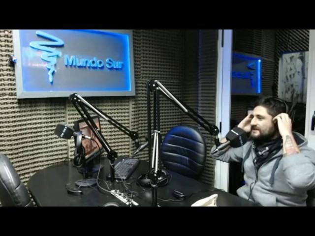 #FECHASDELPALO entrevista a Pol de  Cinco Tatuajes (29-07-18)