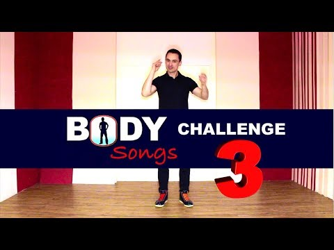 BODY SONGS - Challenge #3