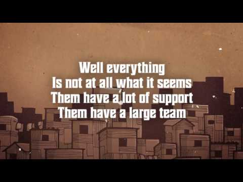New Kingston - MYSTERY BABYLON feat. E.N Young & Maad T-Ray of Tribal Seeds (Lyric video)