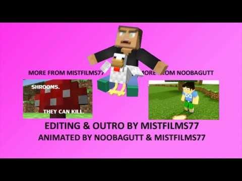 An EGGcellent sursprise - A Minecraft animation.