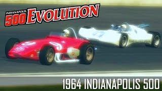 1964 Indianapolis 500 -- Indianapolis 500 Evolution Xbox 360