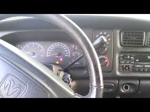 How To Repair Your Dodge Ram Instrument Cluster | 1998 1999 2000 2001