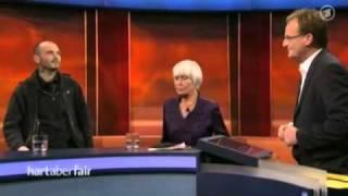 """Mark Benecke verzweifelt fast bei """"Hart, aber fair"""" vom 15.12.2010"""