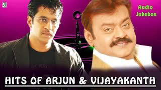 Hits Of Arjun & Vijayakanth Super Hit Audio Jukebox