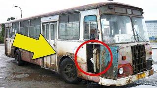 В чем была главная причина плохого состояния советских автобусов?