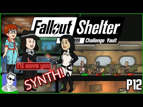 Fallout Shelter Vault 999 Joining The Railroad P12
