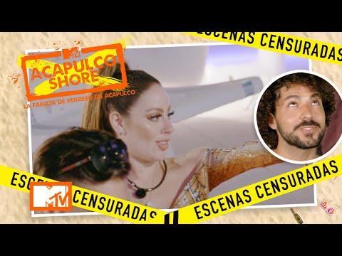Los Shore juegan c*ger, casar y matar y se puso INTENSO   MTV Escenas Censuradas: Acapulco Shore T8
