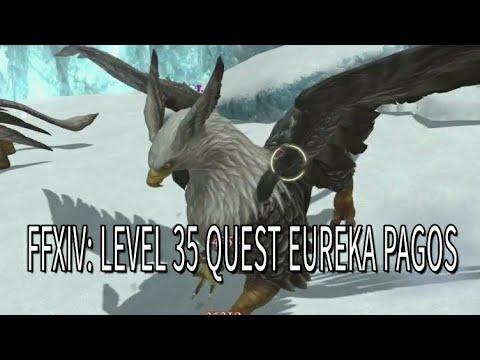 FINAL FANTASY XIV: Level 35 Quest Eureka Pagos