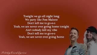 Sam Feldt Ft. RANI - Post Malone (FGL Official Lyrics)