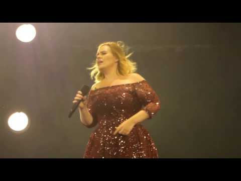 Adele Live *Take It All * Brisbane @ Gabba 5/03/17