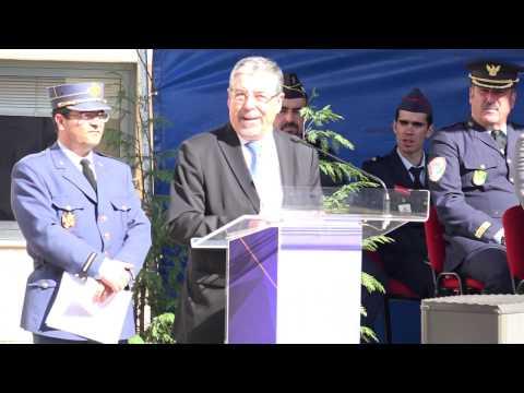 236º Aniversário da Companhia de Bombeiros Sapadores de Coimbra