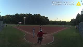 Gage Shaw Baseball vs Stockton 6-18-2018 5th grade