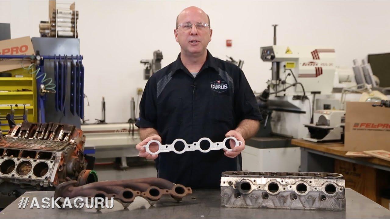 Exhaust Manifold Gasket Set Fel-Pro MS 9812