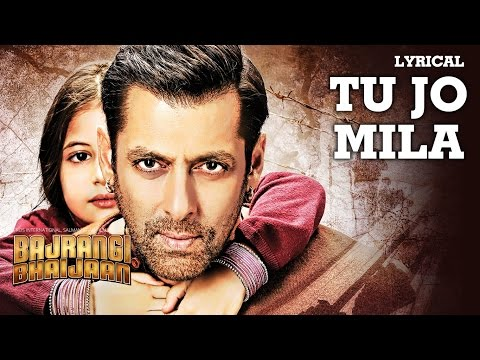'Tu Jo Mila' Full Song with LYRICS - K.K. | Salman...