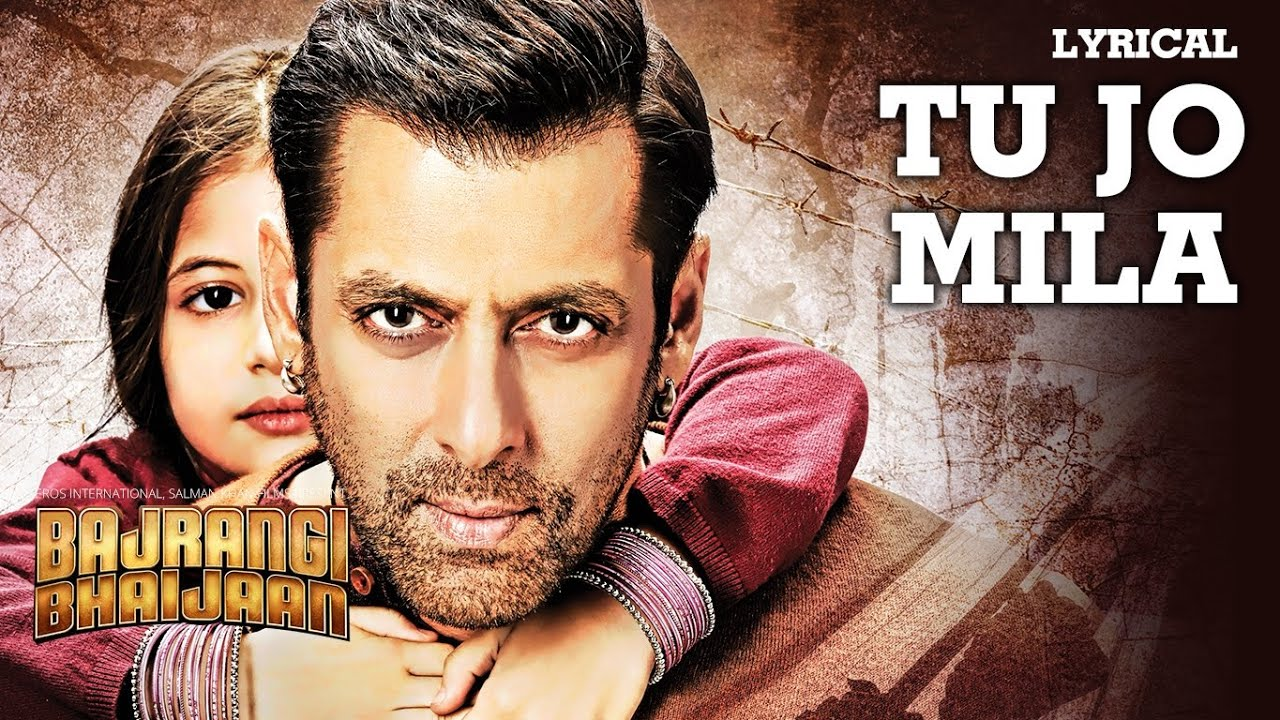 Download 'Tu Jo Mila' Full Song with LYRICS - K.K. | Salman Khan, Harshaali | Bajrangi Bhaijaan