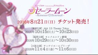ミュージカル「美少女戦士セーラームーン」-Amour Eternal-に出演する、...