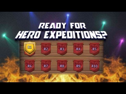 Castle Clash F2p Episode 14: Ready For Hero Expeditions?
