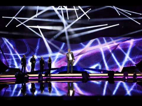 Andrius Pojavis Something Lithuania Eurovision 2013 ( Santy