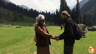 Aru - In the mountains of Kashmir