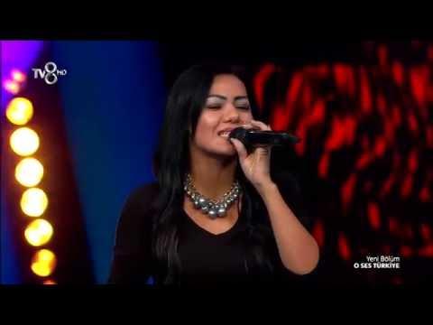 Nişana Alimova - Inta Ehy | O Ses Türkiye (04.10.2016)