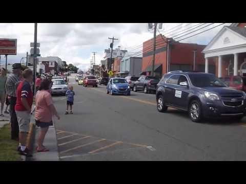 Hillsville, Virginia's 4th of July Parade 07/04/13