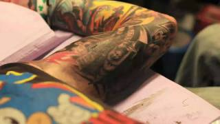 On Point Ink Jacksonville Florida Timelapse - Kyle Miller .mov