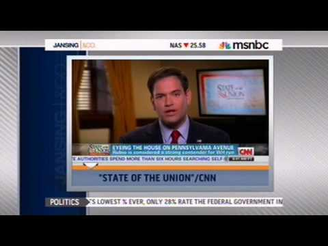 Angela Rye Talks Marco Rubio