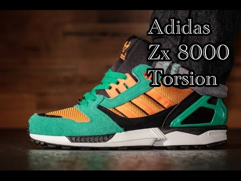 ADIDAS ZX 8000 - Review Bahasa Indonesia