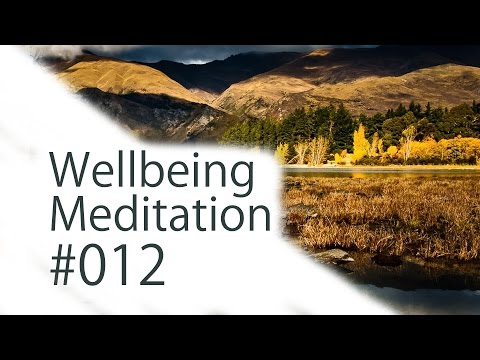Settling in Health - Wellbeing Meditation
