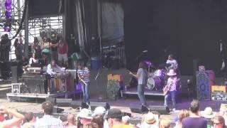Chris Robinson Brotherhood - Shore Power @ Mountain Jam X 6/8/2014