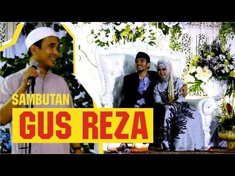 PERNIKAHAN CAK MAD & NING SHELA - (Sambutan Lucu Agus Reza Ahmad Zahid Lc. Ma.)