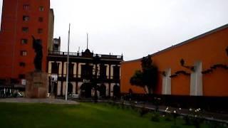 IGLESIA DE SANTA ROSA DE LIMA (LIMA, PERU)