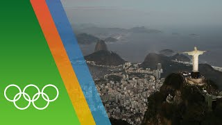 New for Rio 2016 - 7 Things About... the Olympic Games