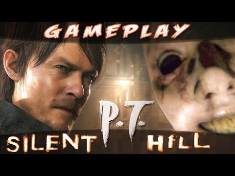 Silent Hill P.T. Gameplay FR Complet de la Demo PS4 + Solution