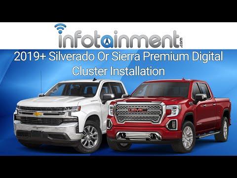 2019+ Chevrolet Silverado / GMC Sierra Premium Factory OEM Digital Cluster Upgrade- DIY Plug & Play!