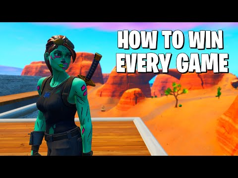 5 Tips That Will Make You WIN MORE GAMES **Fortnite Pro Tips And Tricks**