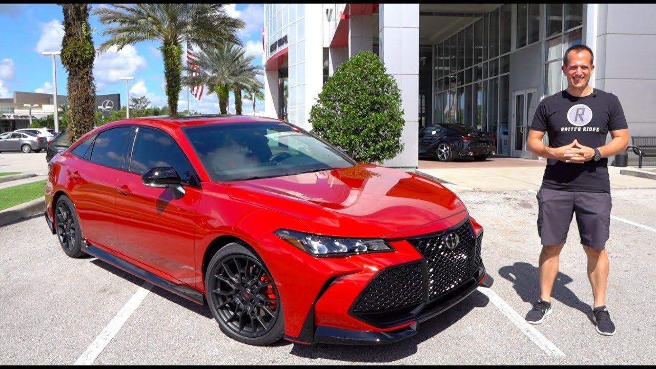 is the 2020 toyota avalon trd enough performance for the price?