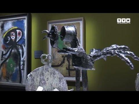 """Joan Miró al MUDEC - """"La forza della materia"""""""