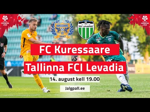 Kuressaare FC Levadia Tallinn Goals And Highlights