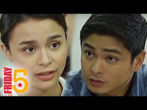 Friday 5: Most 'Kilig Moments' of Cardo and Alyana so far