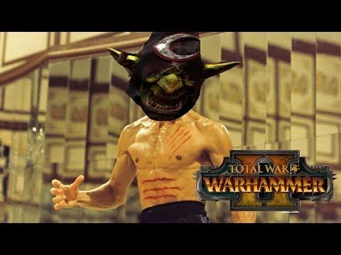 Turin - Total War: Warhammer 2 Multiplayer Battles - GREEN SCREEEEN STREAM