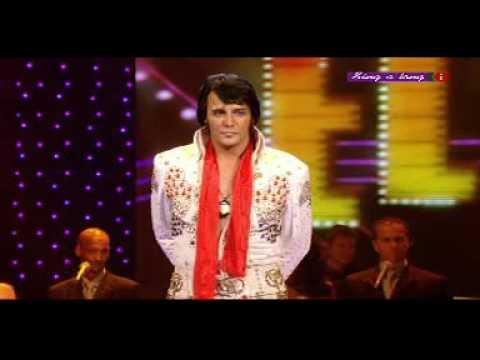 Shawn Klush Suspicious minds on World's Greatest Elvis