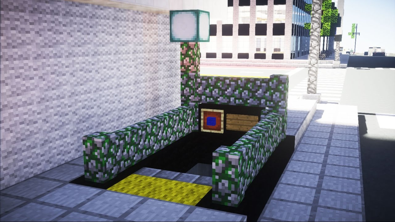 Minecraft Tutorial: How To Make A School Bus | Minecraft ...