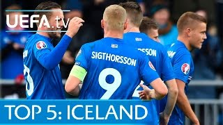 Top 5 Iceland EURO 2016 qualifying goals: Sigurdsson, Gudjohnson and more