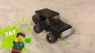 Lego Ford Bronco Jeep Hummer Speed Champions Truck (Episode 36) Moc Monday