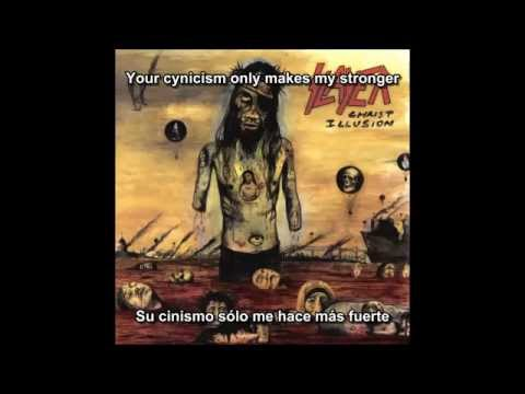 Slayer - Catalyst (Christ Illusion Album) (Subtitulos Español)