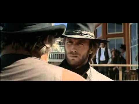 L'homme Des Hautes Plaines - Avoir un petit peu de cran, ce n'est pas de moi que l'on a besoin poster